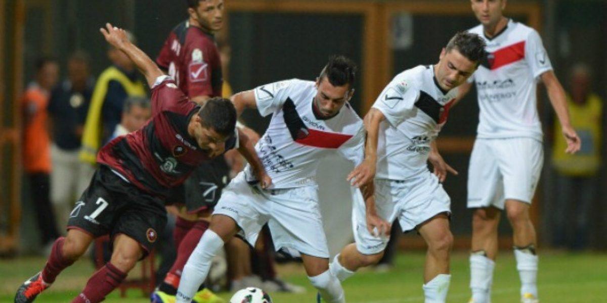 Equipo italiano es castigado luego de simular en cancha diversas lesiones