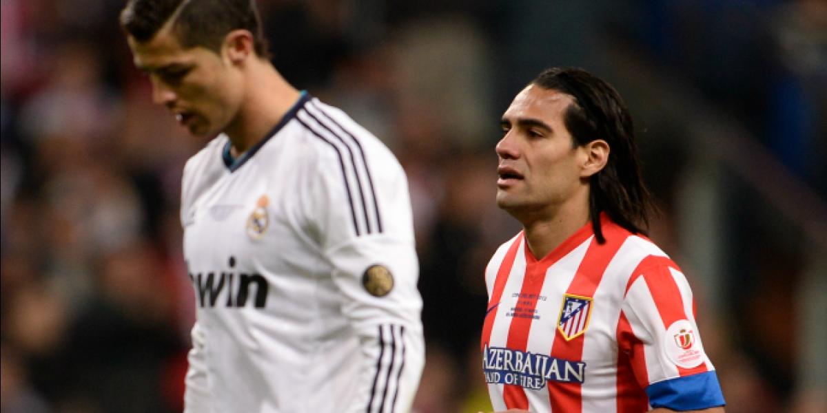 Cristiano Ronaldo apoya a Radamel: