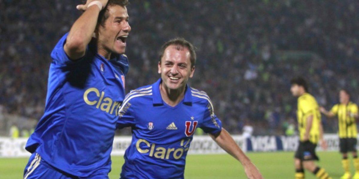 Asi reaccionaron en Twitter los hinchas azules tras el triunfo de la U en Libertadores