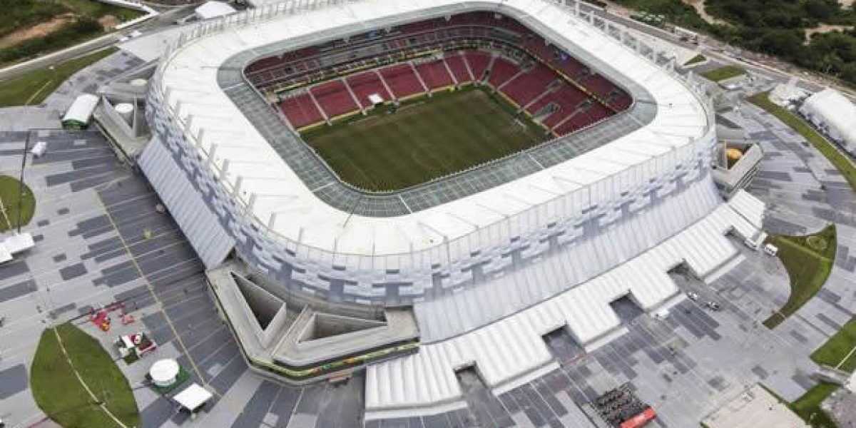 Estadio chileno compite por ser el mejor del año 2013