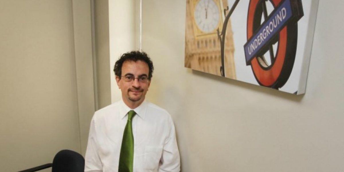 Jon Benjamin, en su adiós como embajador de UK: