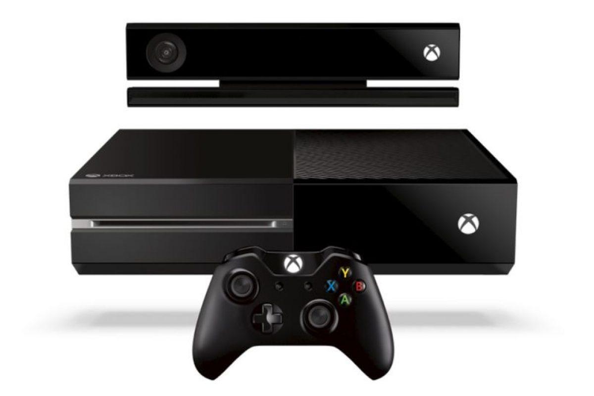 Xbox One normal. Foto:Microsoft. Imagen Por: