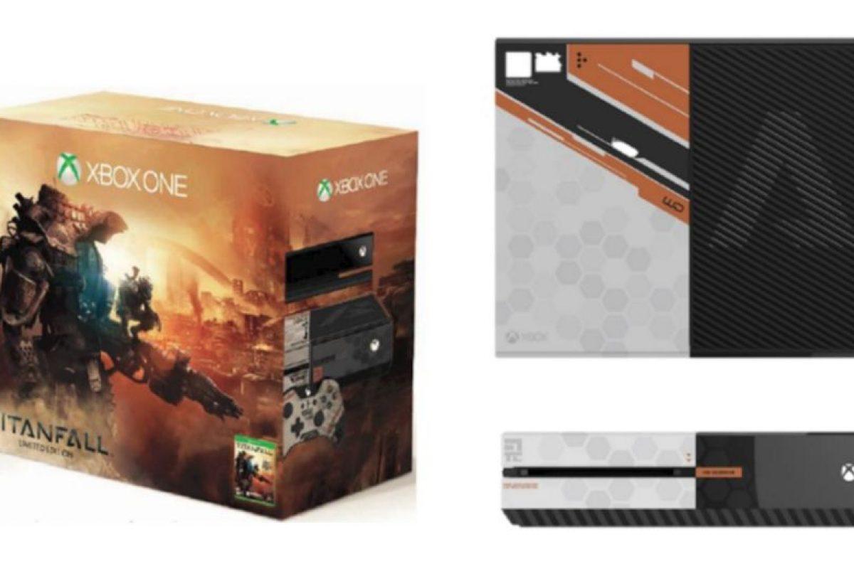Supuesto Xbox One Titanfall. Foto:NeoGAF. Imagen Por: