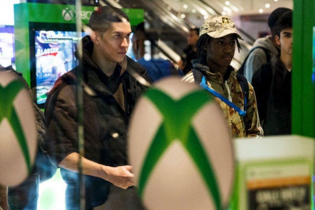 Así se disfruta el Xbox One. Foto:getty images. Imagen Por: