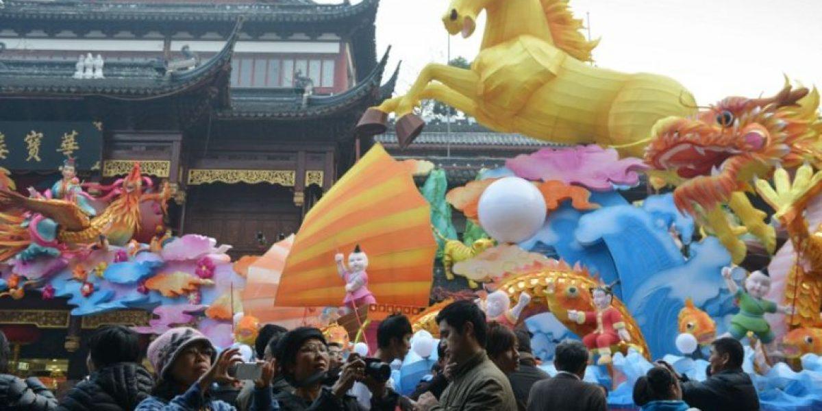 GALERÍA: Increíbles imágenes de la celebración del Año del Caballo en China