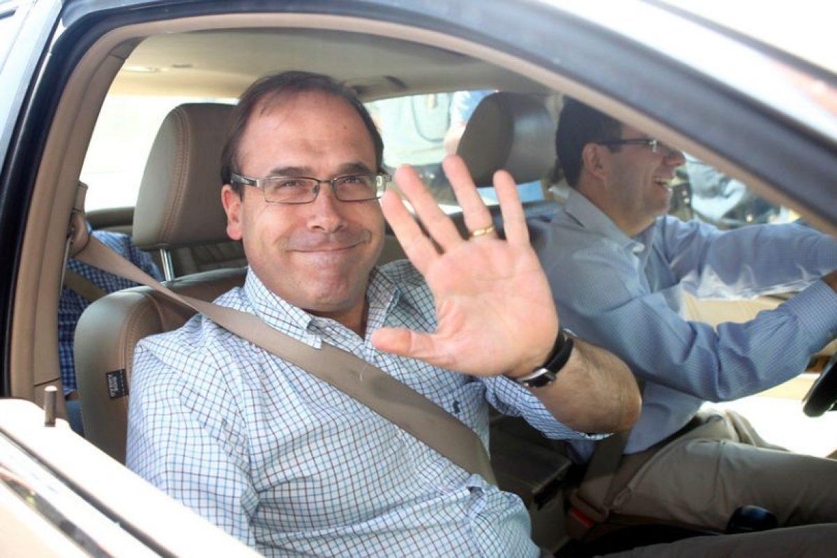 Ministro de Obras Públicas. Imagen Por: