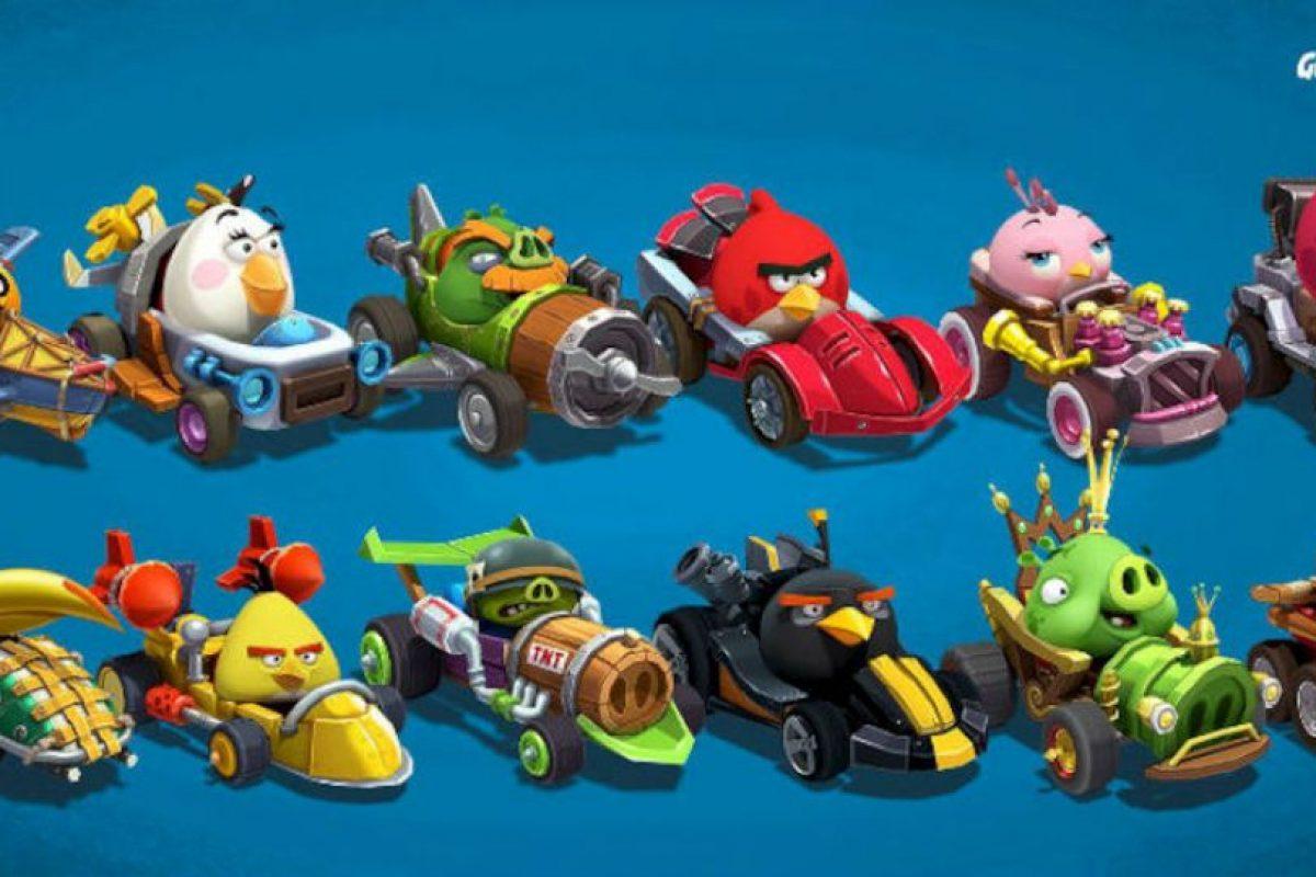 Angry Birds GO! Foto:Facebook. Imagen Por: