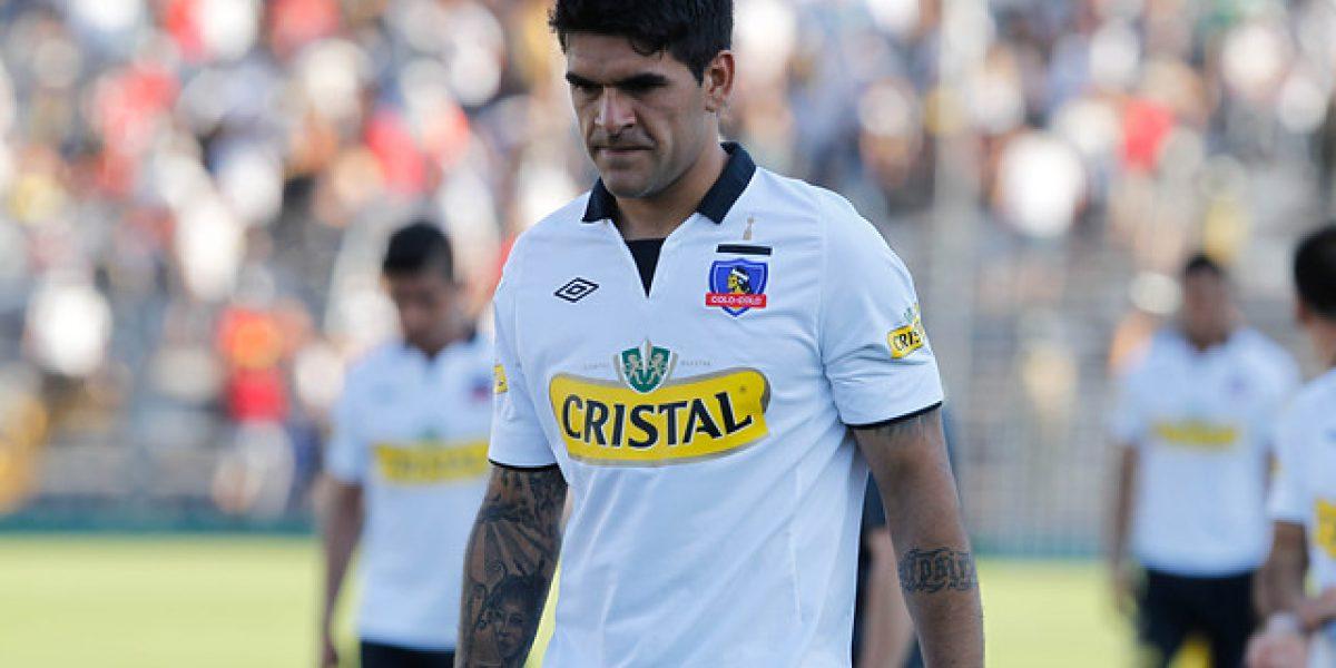 Javier Toledo dejaría Colo Colo para jugar en el fútbol uruguayo