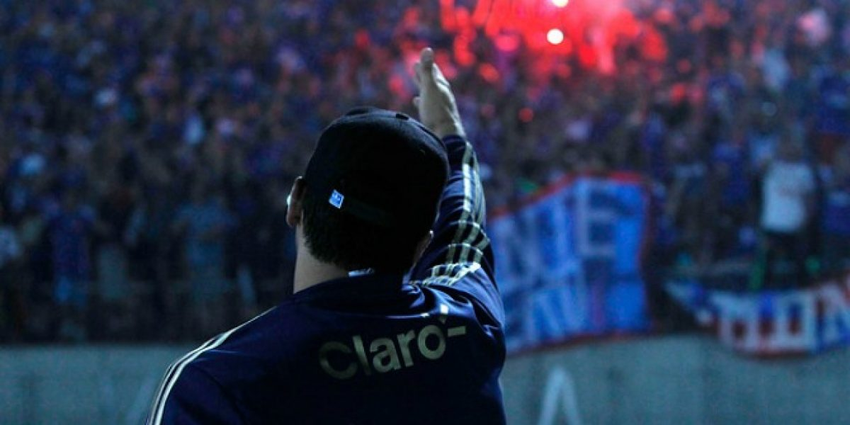 La trastienda del triunfo azul: Osvaldo González se queda en la U