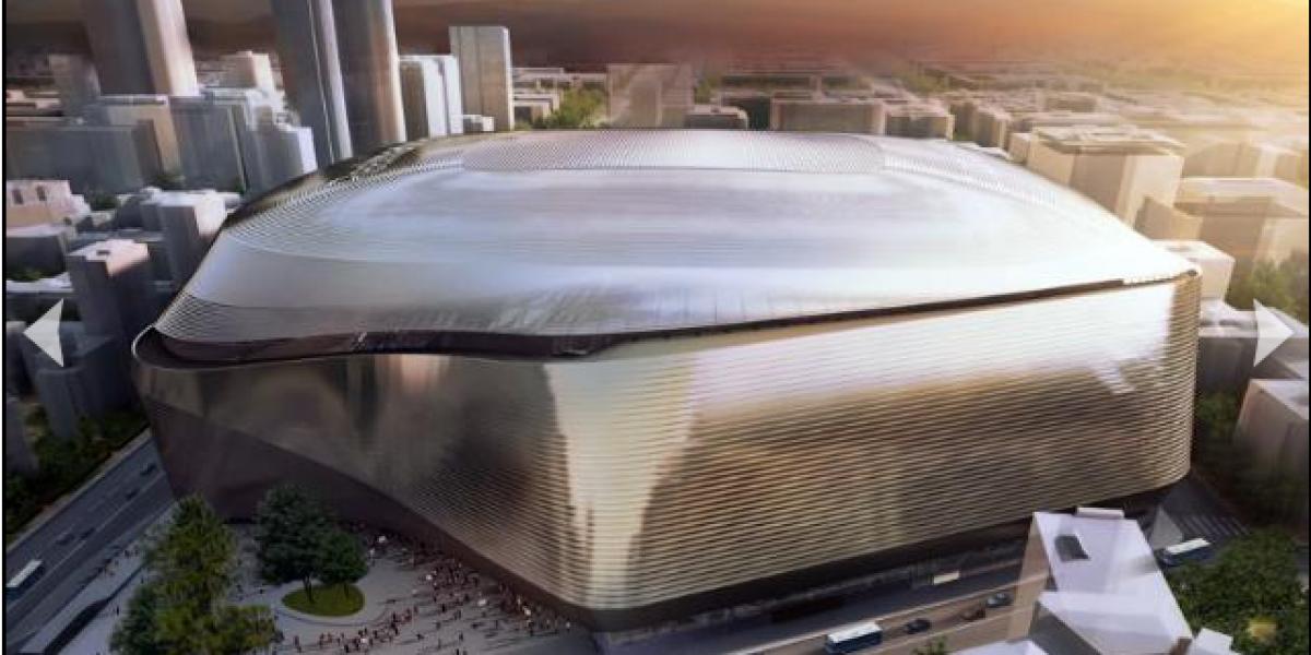 Galería: ¡Una maravilla! Así lucirá el nuevo estadio Santiago Bernabéu