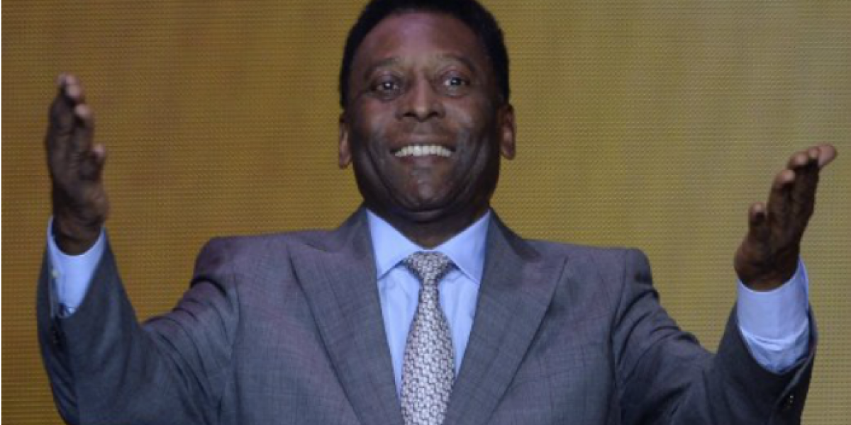 Pelé pide a los brasileños que protesten cuando termine el Mundial
