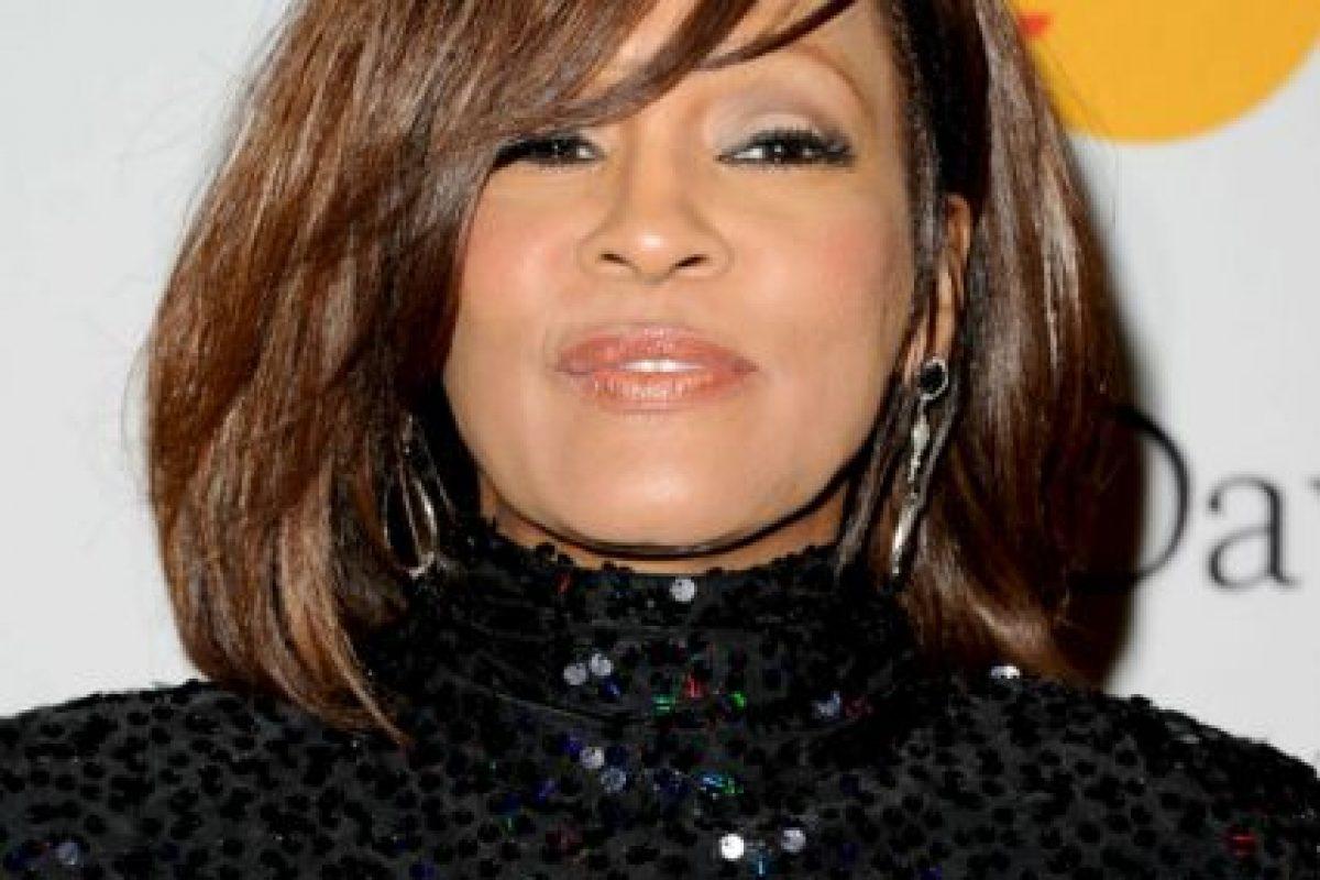 Whitney falleció a la edad de 48 años en un hotel de Beverly Hills, El 11 de febrero de 2012.. Foto:Getty Images. Imagen Por:
