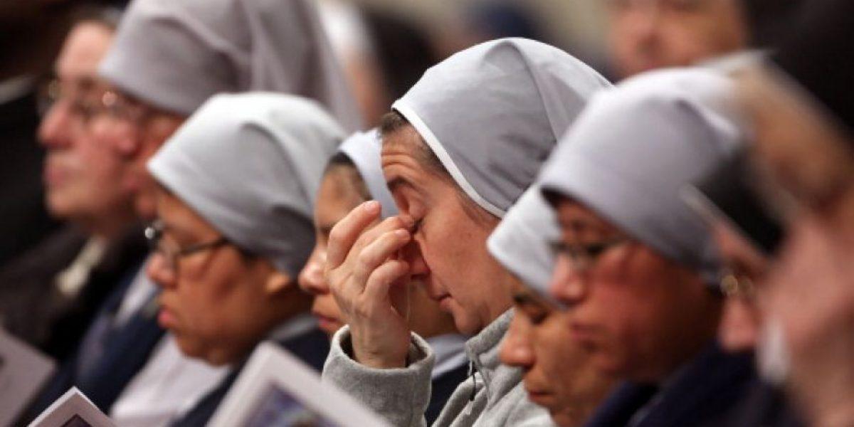 """Papa Francisco: """"No puedo pensar en una Iglesia sin monjas"""""""