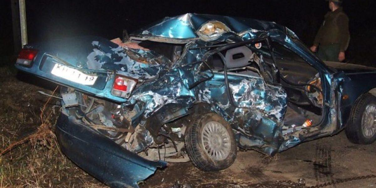 Catorce muertos en accidentes de tránsito deja recambio de veraneantes