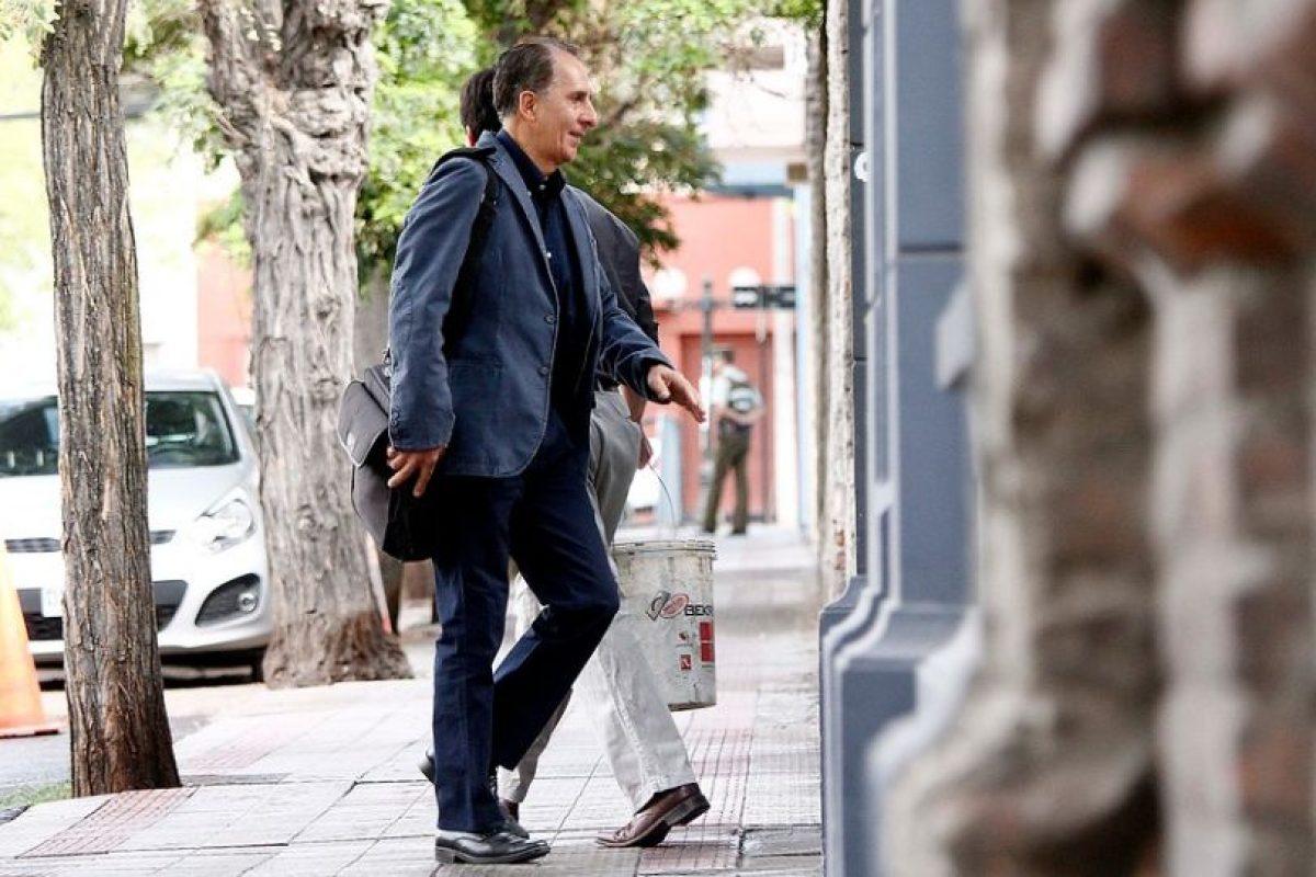 """Asesor del """"segundo piso de Bachelet"""" vivió en la RDA e integró el aparato militar del PS. Imagen Por:"""