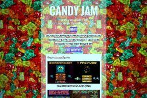 La convocatoria de Candy Jam Foto:Candy Jam. Imagen Por: