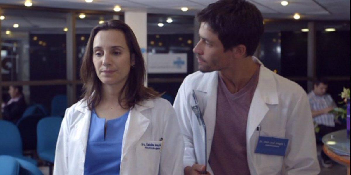 Blanca Lewin y Tiago Correa serán amantes en el nuevo capítulo de