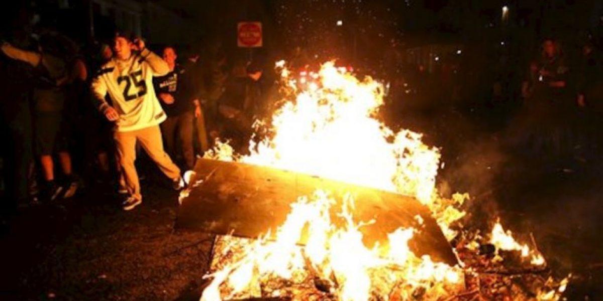 Seattle: Disturbios tras festejos del Super Bowl
