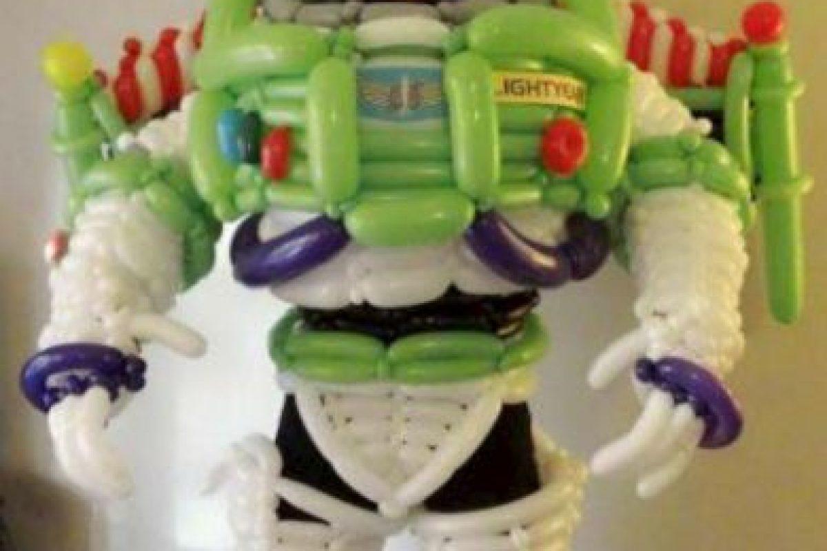 El mismísimo Buzz… ¡WTF! Foto:Facebook. Imagen Por: