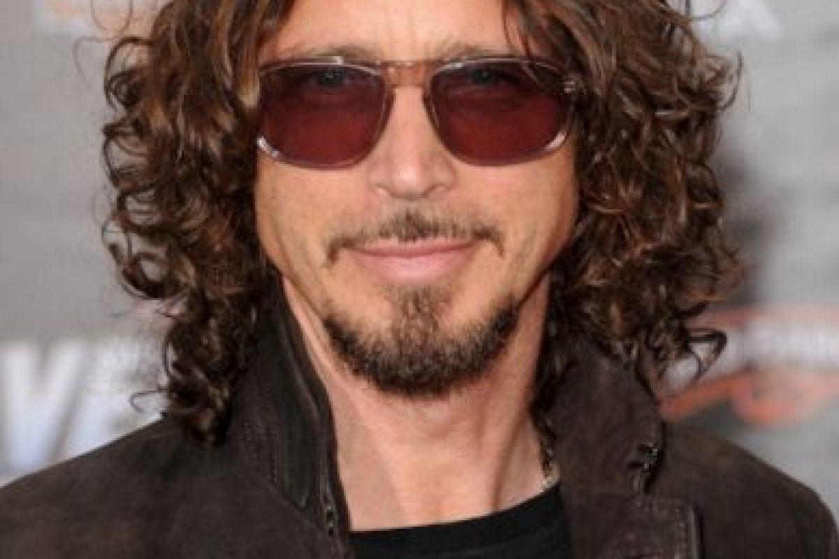 Su verdadero nombre es Christopher John Boyle y formó Soundgarden en 1984 Foto:Getty Images. Imagen Por: