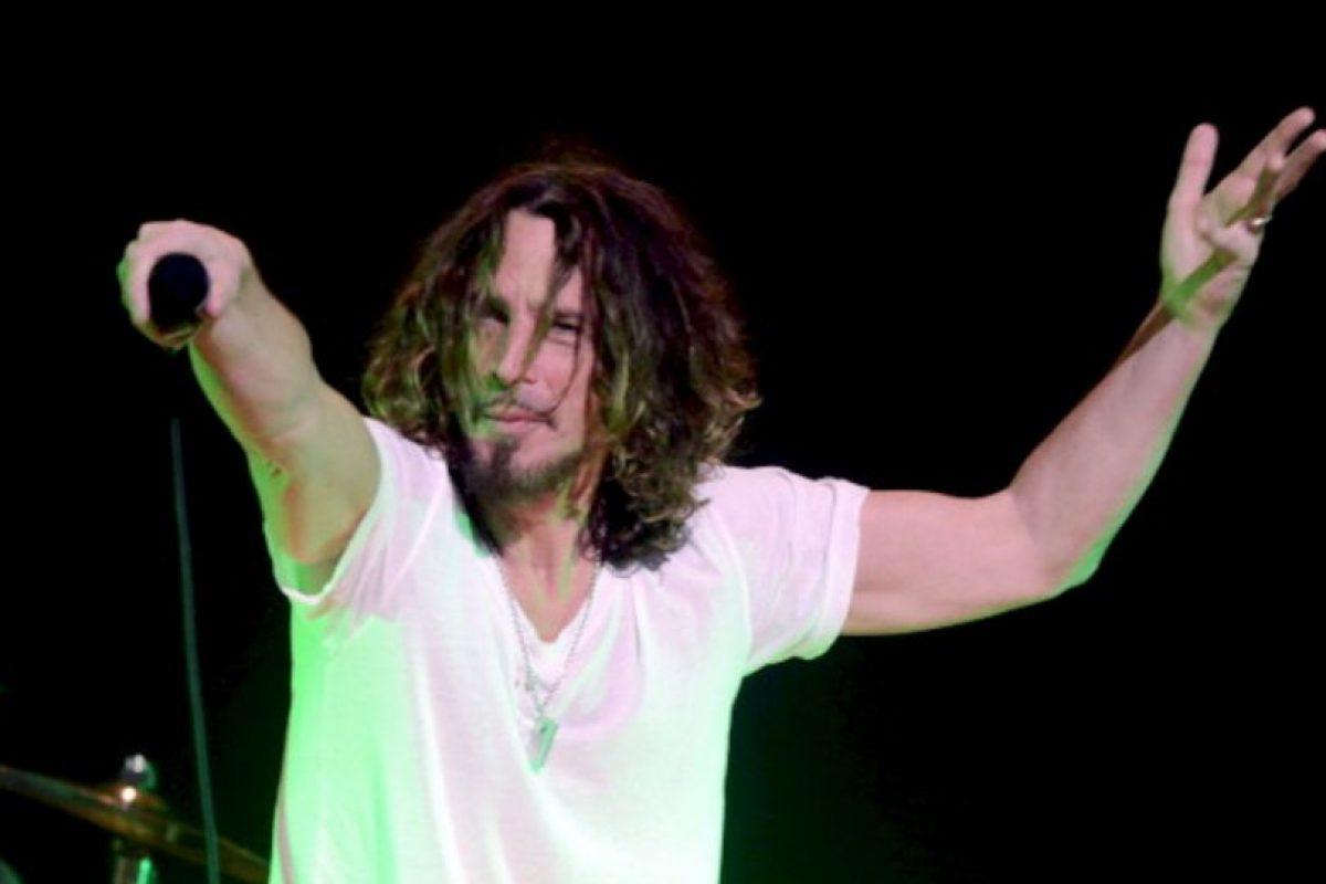 Chris Cornell nació el 20 de julio de 1964 en Seattle, Washington. Es fanático de los Seahawks. Foto:Getty Images. Imagen Por: