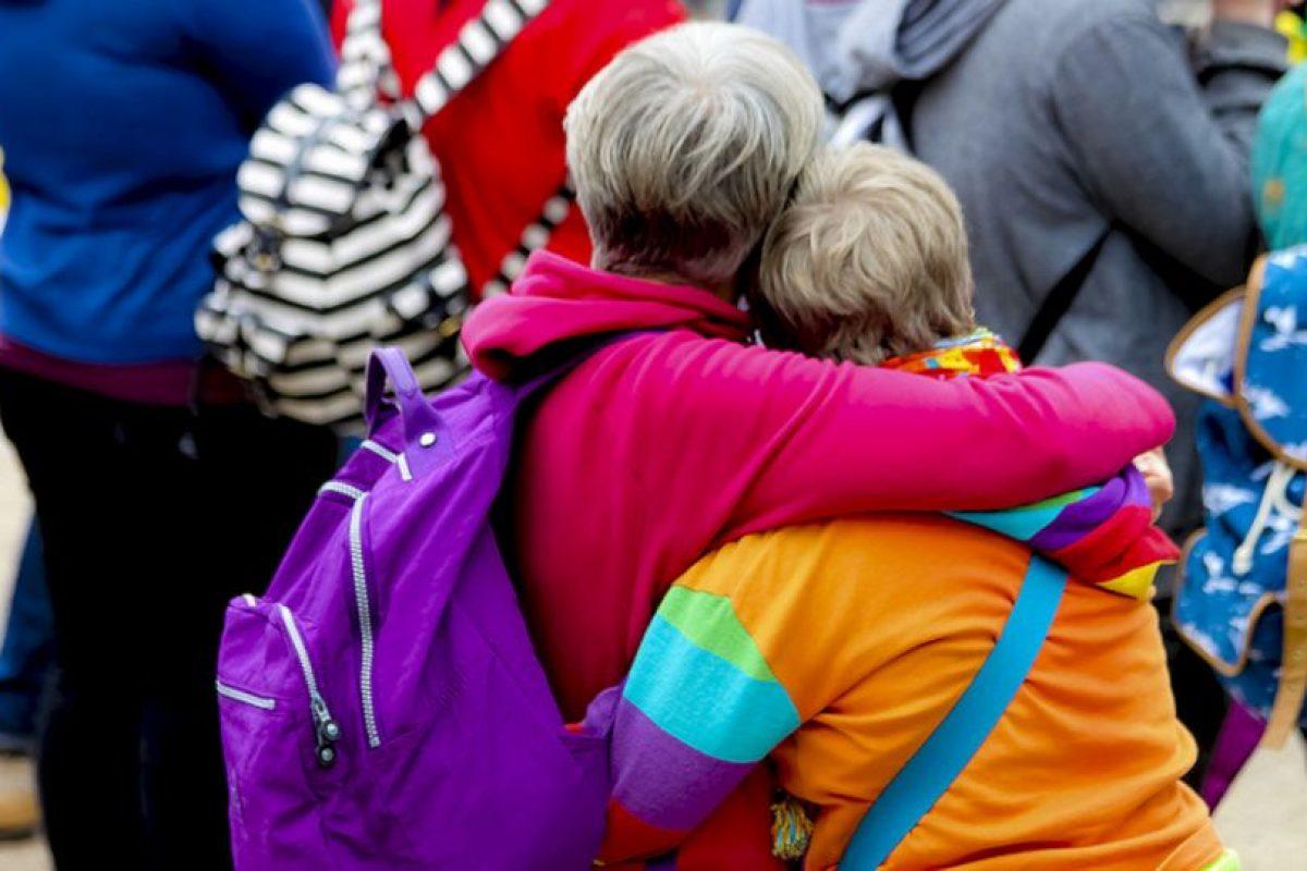 Diversas manifestaciones de alegría se dieron en Escocia Foto:tumblr.com. Imagen Por: