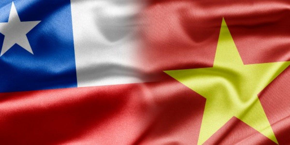 TLC entre Chile y Vietnam entra en vigencia
