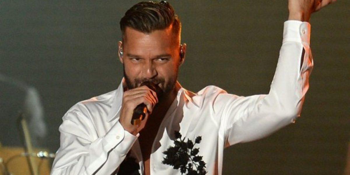 ¿Ricky Martin con nuevo amor? Cantante es vinculado a rostro de TV uruguayo