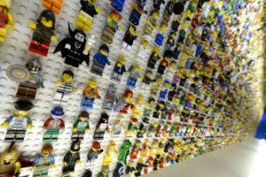 """""""No me gusta que hay muchos niños Lego y muy pocas niñas Lego"""" Foto:Getty Images. Imagen Por:"""
