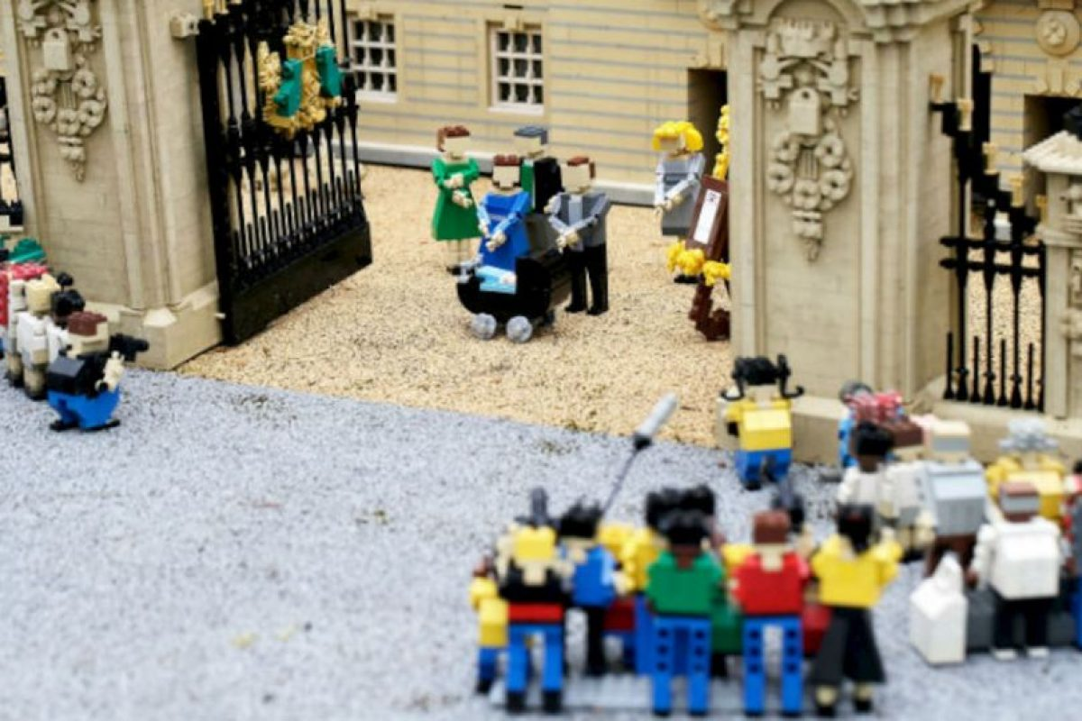 """""""Quiero que vendan más muñecas de niñas Lego y que las dejen tener aventuras y divertirse"""" Foto:Getty Images. Imagen Por:"""