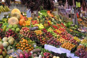 Las frutas y verduras son de gran ayuda. Limpian tus dientes de bacterias. Foto:Wikipedia image. Imagen Por: