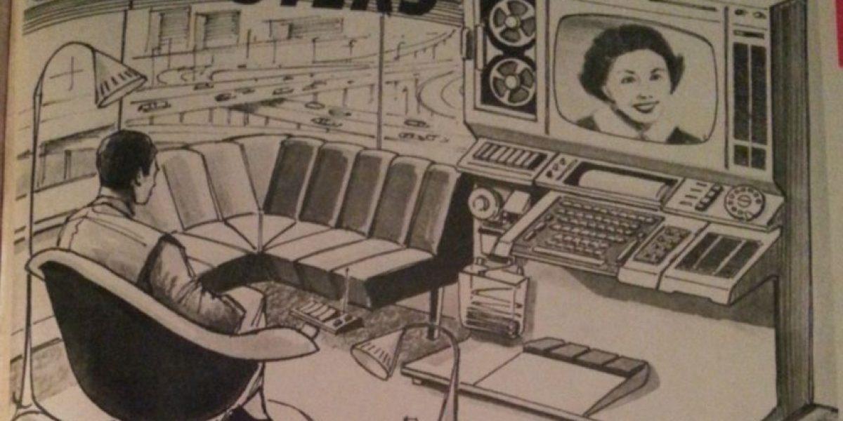 Conoce el cómic que predijo Internet, Skype, Netflix y Kindle en 1965