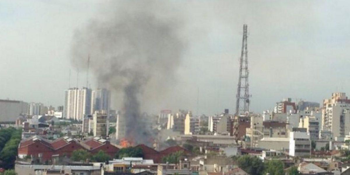 Aumentan a siete los muertos tras el voraz incendio en deposito de Buenos Aires