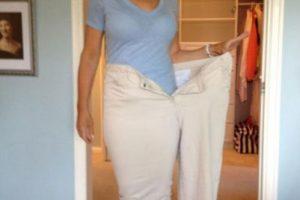 La imagen de Marilyn McKenna fue borrada por promover una imagen corporal no saludable Foto:Mckennamarilyn / Twitter. Imagen Por: