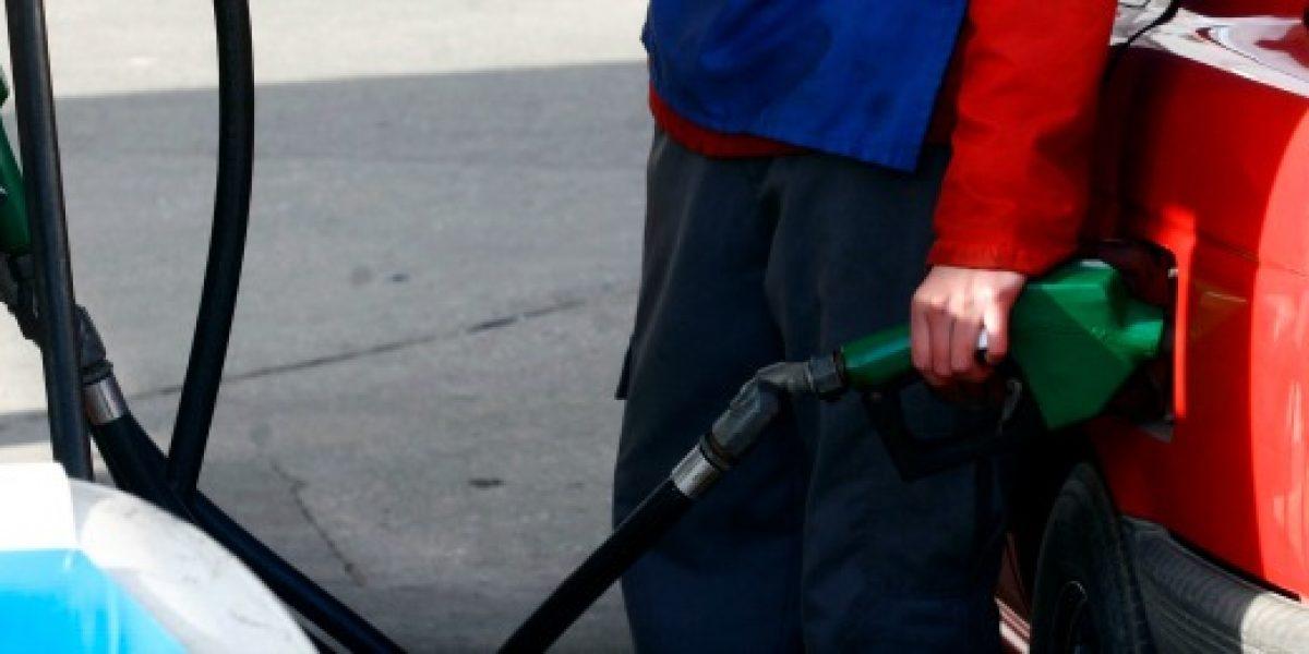 Enap: precio de las bencinas sube hasta $4 este jueves