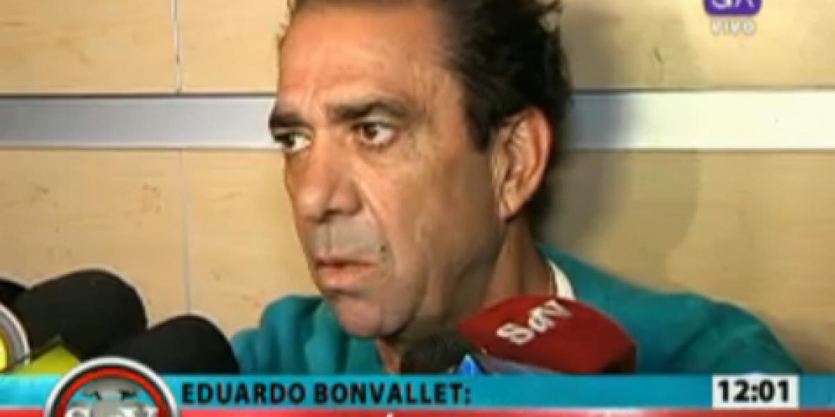 Bonvallet desmiente a su yerno y asegura: