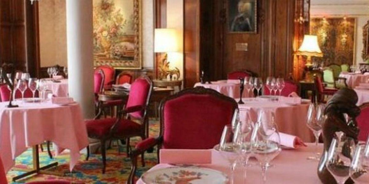 Galería: los restaurantes más románticos del mundo para este