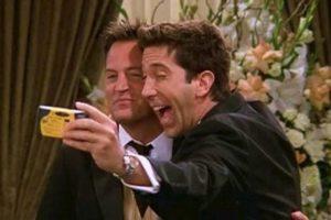 Se estrena Friends Foto:tumblr.com. Imagen Por: