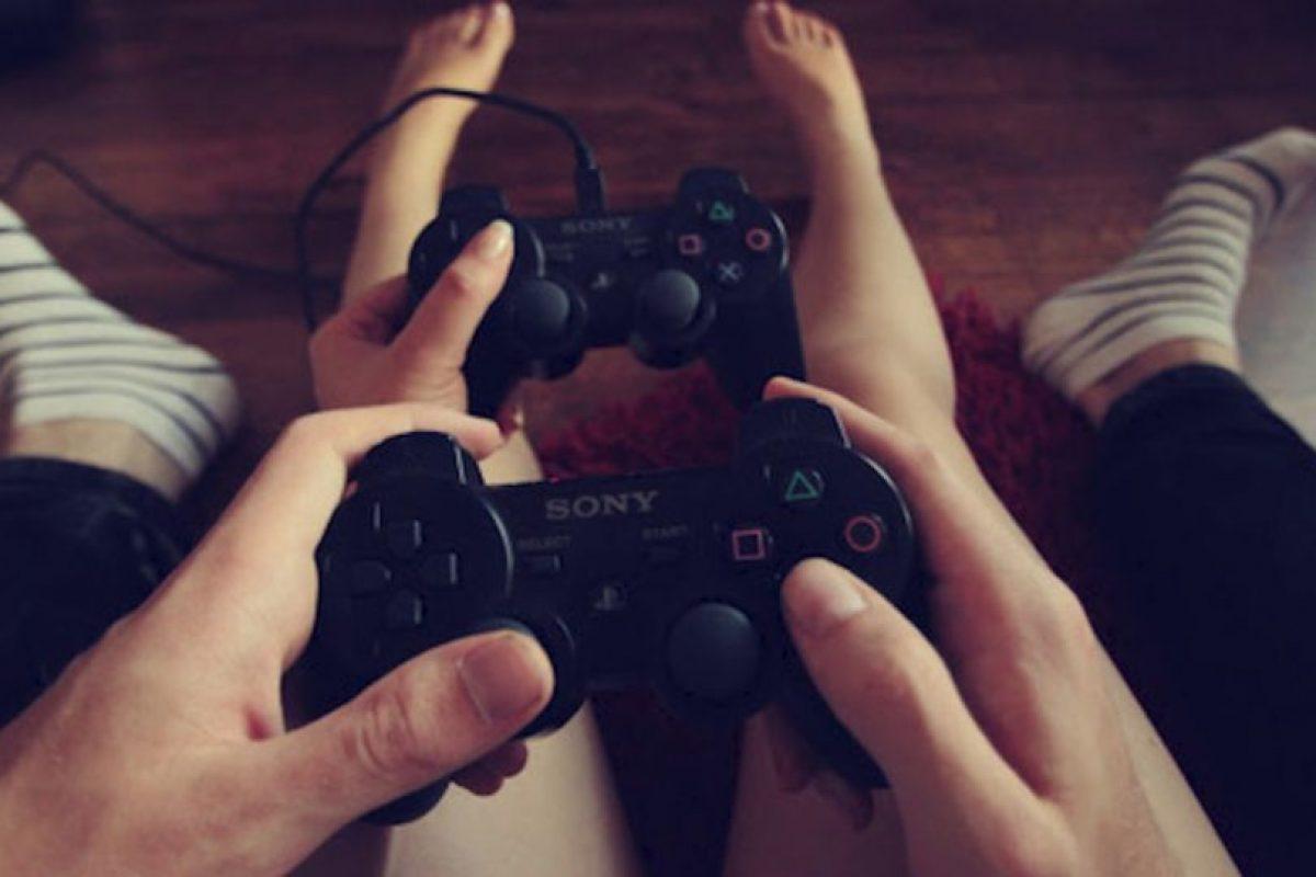 Aparece la consola Play Station Foto:tumblr.com. Imagen Por: