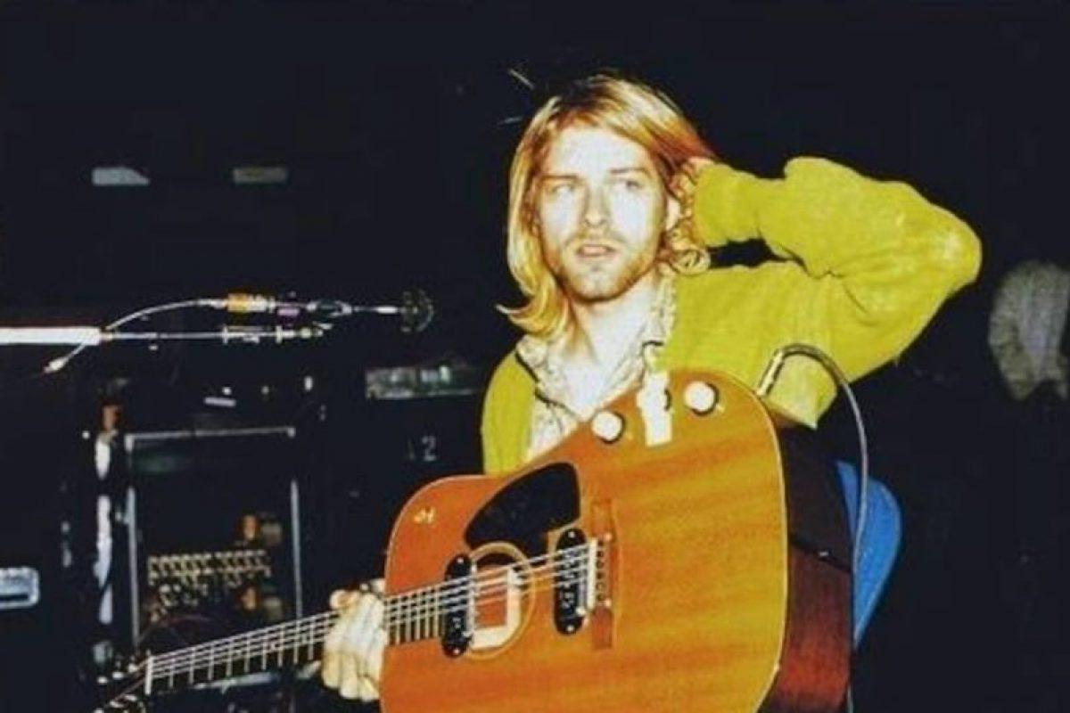 Se graba el Unplugged de Nirvana Foto:tumblr.com. Imagen Por: