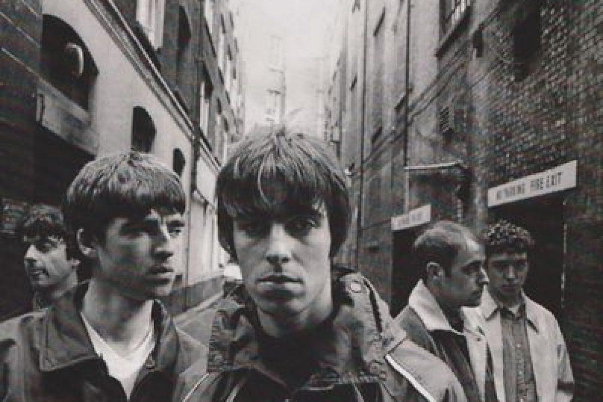 Oasis debuta con Definitely Maybe Foto:tumblr.com. Imagen Por: