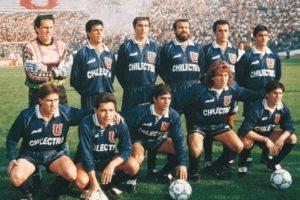 Diversos equipos se coronan campeones, por ejemplo: la U de Chile, después de 25 años. Foto:tumblr.com. Imagen Por: