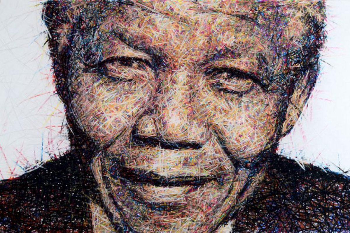 """Nelson Mandela es electo presidente en Sudáfrica. Es el fin del """"apartheid"""" Foto:tumblr.com. Imagen Por:"""