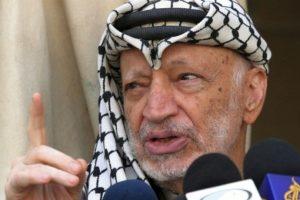 Yasser Arafat y otros ganan el premio Nobel de la Paz Foto:tumblr.com. Imagen Por: