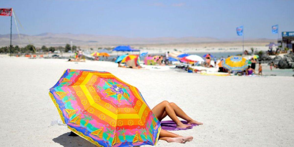 Galería: En vacaciones, Bahía Inglesa una excelente alternativa