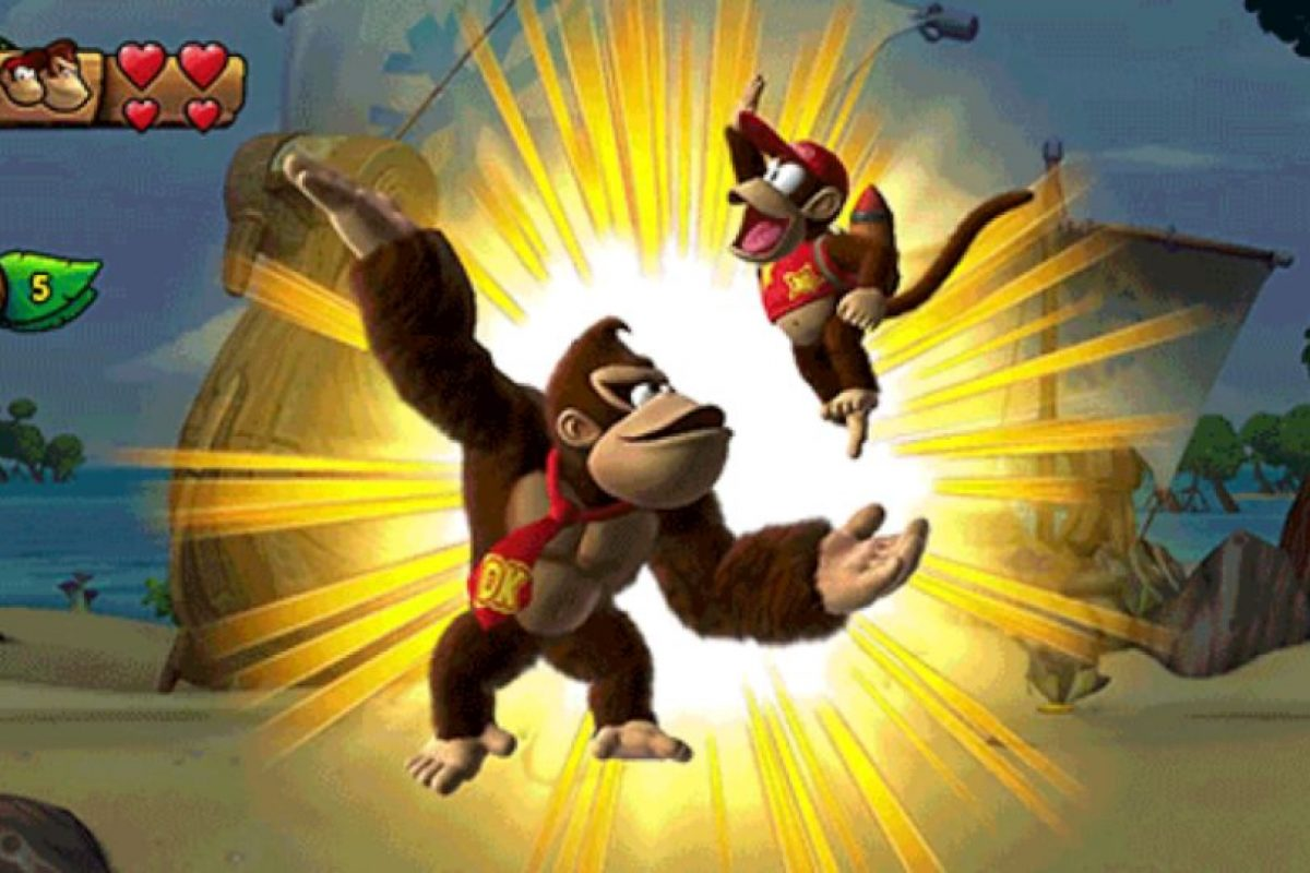 La sorpresa del año: Donkey Kong Country Foto:tumblr.com. Imagen Por: