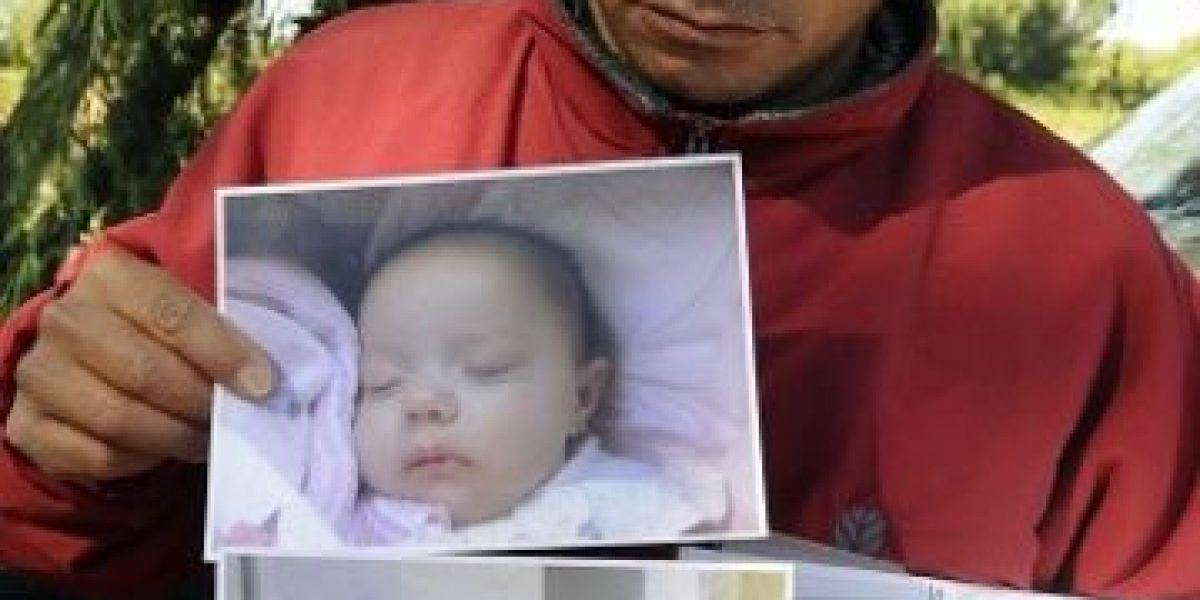 FOTOS: PDI con equipo canino busca a madre e hija desaparecidas en Talca
