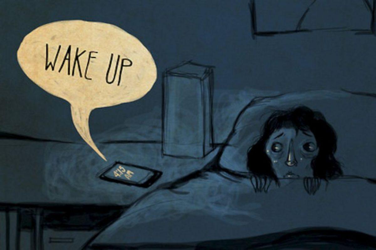 Y aunque la escuchen, vuelven a dormirse. Foto:Tumblr.com. Imagen Por: