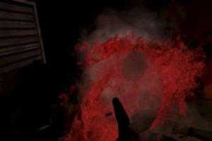 Ver sangre. Foto:Zero latency / YouTube. Imagen Por: