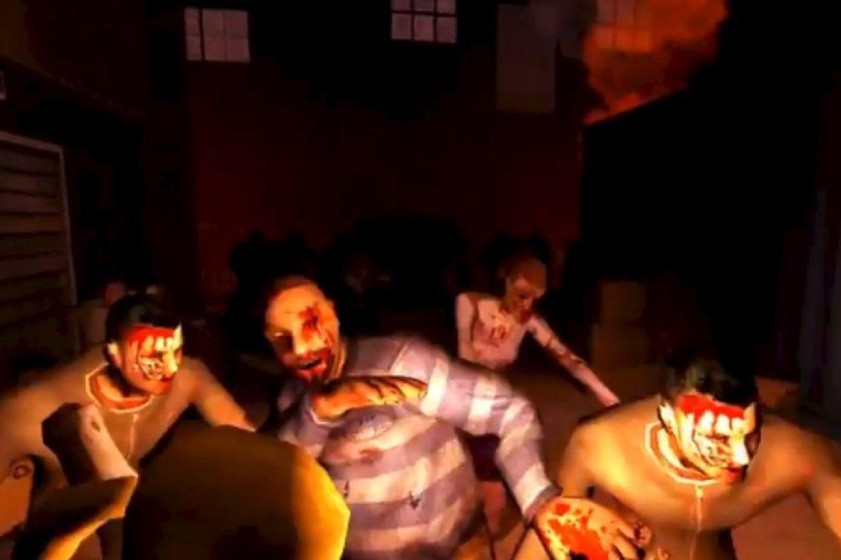 Hay muertos vivientes por doquier. Foto:Zero latency / YouTube. Imagen Por: